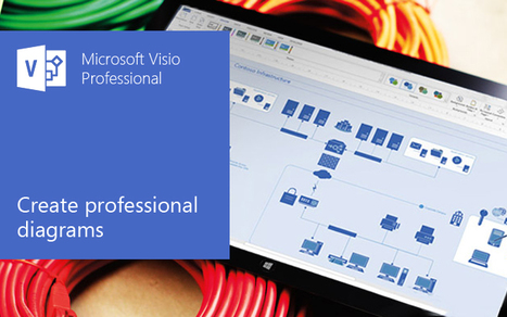 Using background pages in Visio 2010 & 2013 | Office Applications | Scoop.it