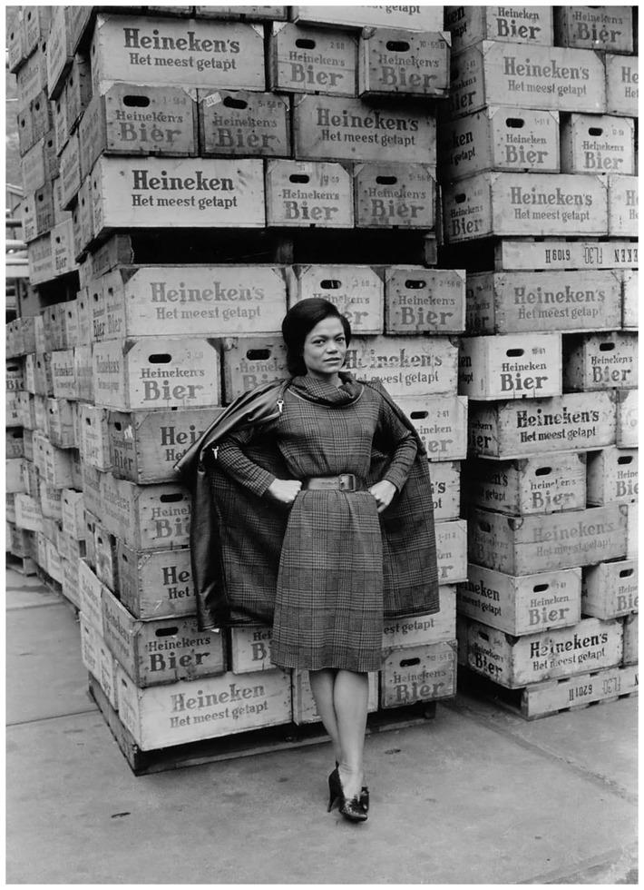 Eartha Kitt & Heineken Beer Crates | Antiques & Vintage Collectibles | Scoop.it