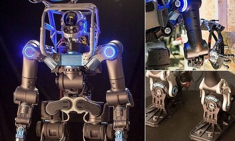 Engineers create Walk-Man droid that moves and behaves like a human | Une nouvelle civilisation de Robots | Scoop.it