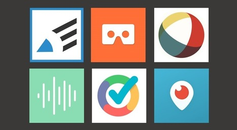 6 Ed Tech Tools to Try in 2016 | Keeping up with Ed Tech | Scoop.it