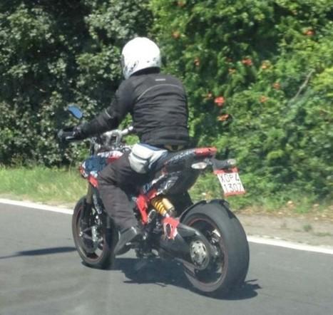 More Photos of the 2013 Ducati Hypermotard 848   asphaltandrubber.com   Ductalk Ducati News   Scoop.it