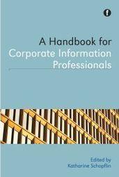 Professionnels de l'information en entreprise – un livre sur vous … mais en anglais !   Orangeade   Scoop.it
