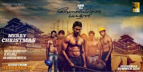 Velai illa pattathari weekend box office collection biggest ever for Dhanush | Cinema News | Scoop.it