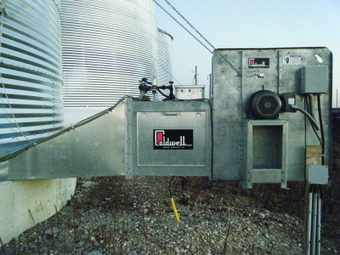Night-only aeration not the best approach, three experts conclude - Manitoba Co-operator   Grain Handling and Storage   Scoop.it