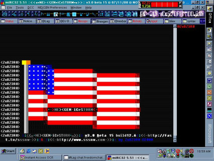 IRC ANSI by Turm01L. | ASCII Art | Scoop.it