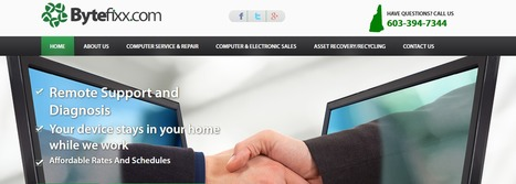 A Brief Insight Into Laptop Repair Services | LCD Screen Replacement Amesbury | Scoop.it