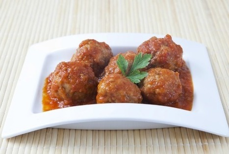 Old Fashioned Sweet and Sour Meatballs | Meat Recipies | Scoop.it