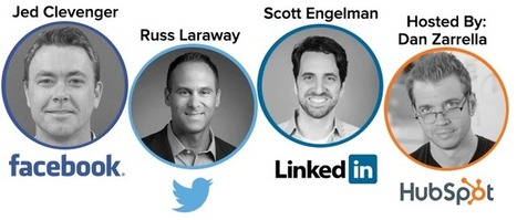 Facebook, Twitter & LinkedIn Reveal the Secrets Behind Social Media | Social Media 202 | Scoop.it