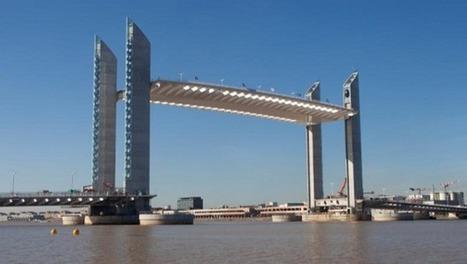 Egis primé pour le Pont Chaban-Delmas de Bordeaux . | Urbanisme | Scoop.it