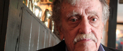 Here's What Kurt Vonnegut Can Teach You About Life | Google Lit Trips: Reading About Reading | Scoop.it