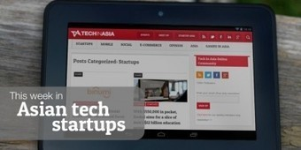 55 startups in Asia that caught our eye | Technology & Future | Scoop.it