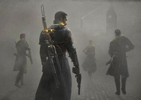 Video: Steampunk horror game 'The Order — 1886' | Just Put Some Gears on It | Scoop.it