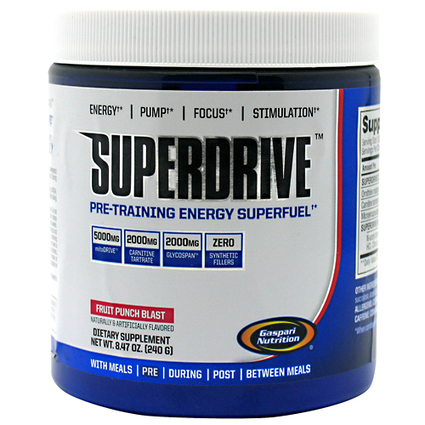 Gaspari Superdrive review - Maximum Sports Nutrition Blog | body building supplements | Scoop.it