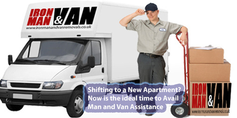 Shifting to a New Apartment? Now is the ideal time to Avail Man and Van Assistance | The Inzine | Business | Scoop.it