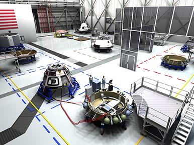 Boeing Finalizes Agreement on CST-100 Processing Facility | Parabolic Arc | The NewSpace Daily | Scoop.it