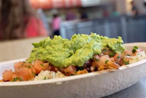 Chipotle now free of GMO-ingredients | Kickin' Kickers | Scoop.it