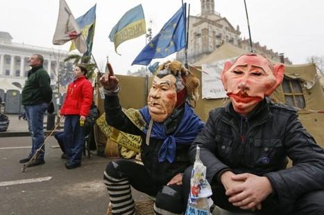 Journalismus in der Ukraine - Beschimpft und verprügelt - Süddeutsche.de | Aktivistischer Journalismus | Scoop.it