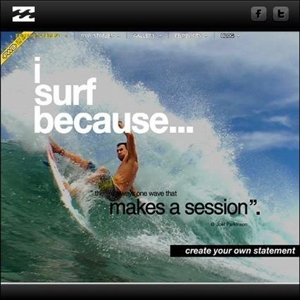 35+ Amazing Websites Using Background Video - 101webdesigns.com | timms brand design | Scoop.it