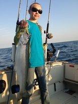 Charter Boat Chatter: Salmon fishing heats up on Lake Michigan | Lake Effect... Fishing | Scoop.it