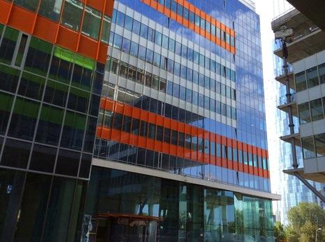 OCTAGON a livrat a doua cladire din complexul Green Court Bucharest | construction & engineering | Scoop.it