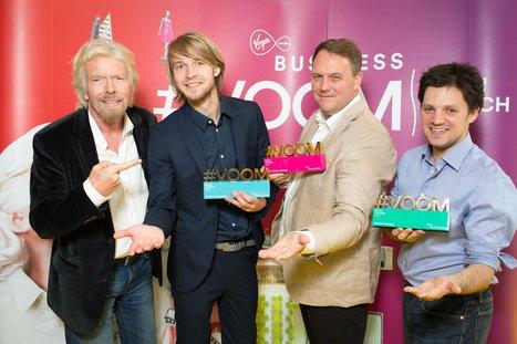 Pitching to Richard Branson: Seven steps that kept me sane - Virgin.com   Career Starters   Scoop.it