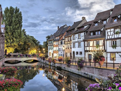 The 20 Most Beautiful Places in France | Colmar et ses manifestations | Scoop.it