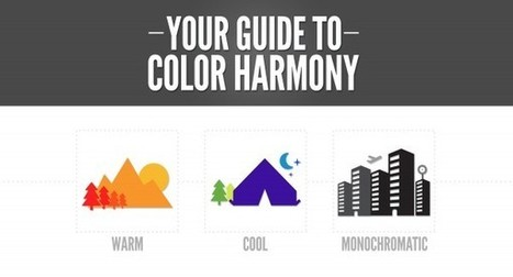 Color Theory Basics for Presentation Design | Intelligent Communications | Scoop.it