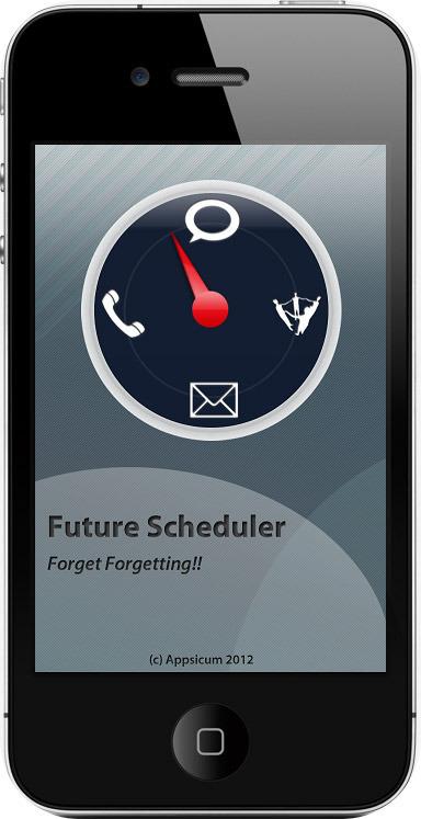 Future Scheduler App – Schedule your message or phone call easily   Appsicum Apps   Scoop.it