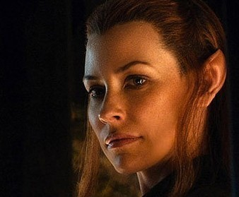 Evangeline Lilly's Tauriel features in new photos from Peter Jackson's The ... - The Fan Carpet | 'The Hobbit' Film | Scoop.it