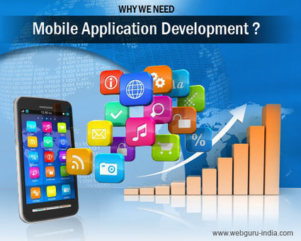 Why We Need Mobile Application Development? | Mobile App Development Company | Scoop.it