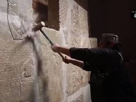 Isis have reduced an ancient city to dust | Syrian  and Turkey | Scoop.it