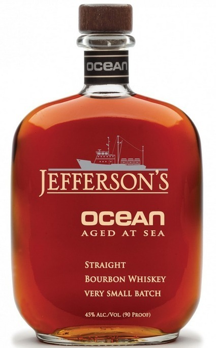 This Bourbon Was Dumped in the Ocean to Age | About Whiskey | Scoop.it