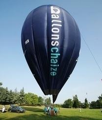 Une montgolfière de compétition est née à Annonay | Aérostation, ballons et dirigeables | Scoop.it