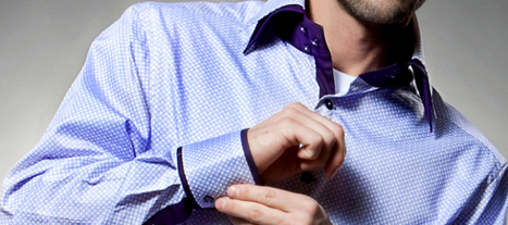 Online Custom Fit Dress Shirt - Tailor Made Shirts by Stitched For Me | Latest Fashion for 2013 | Scoop.it