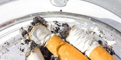 Arrêter de fumer fait baisser le niveau de stress - Terrafemina   Prévention de la santé et du stress.   Scoop.it