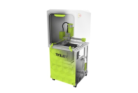 TiniJet : la première découpe jet d'eau de niveau industriel accessible à tous les ateliers | Heron | Scoop.it