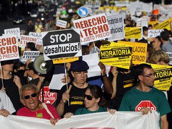 STOP DESAHUCIOS, construyendo la justicia desde la participación popular   Commercial evictions   Scoop.it