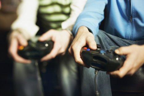 Video Games May Aid Children With Dyslexia | Psychiatry - Mental Health and Adult and Forensic Psychiatry | Scoop.it