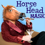 Horse Head Mask: 101 Uses... | Horse Product News | Scoop.it