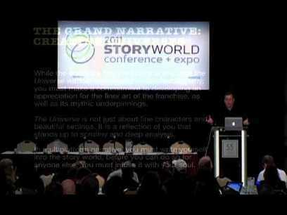 JeffGomez-SWC11 | #transmediascoop | Creative Digital Storytelling | Scoop.it