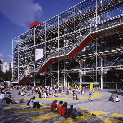 Richard Rogers RA: Inside Out exhibition | Architecture and Architectural Jobs | Scoop.it