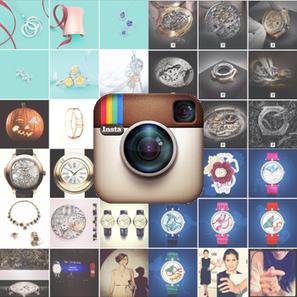 Top 30 des maisons d'horlogerie et de joaillerie les plus populaires sur Instagram | Stratégies Digitales - Digital Insights | Scoop.it