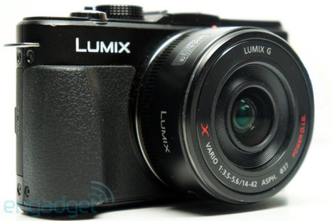 Panasonic Lumix DMC-GX1 Micro Four Thirds camera review | Topics of my interest | Scoop.it