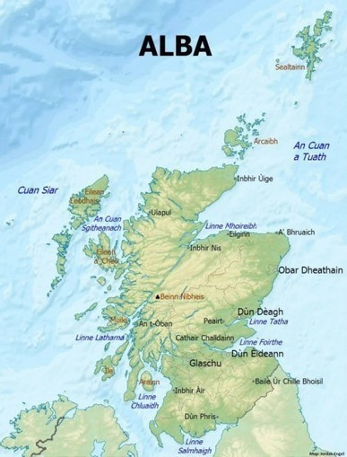 Out of the bog and onto the Cuillin - Shifting the Gaelic Debate Forward | Culture Scotland | Scoop.it