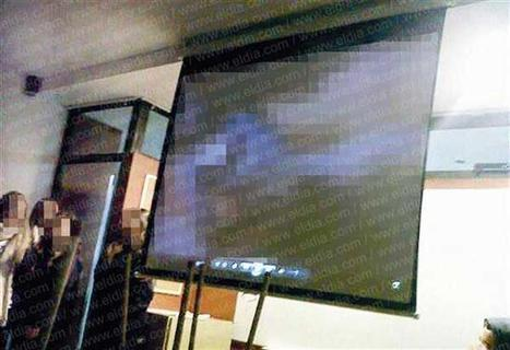 Exponen a alumna del Nacional con video erótico en las redes sociales, Colegio Nacional, María José Arias Mercader. La Ciudad, 27 de junio de 2013, Noticias - Diario El Día | violencia escolar en la argentina | Scoop.it