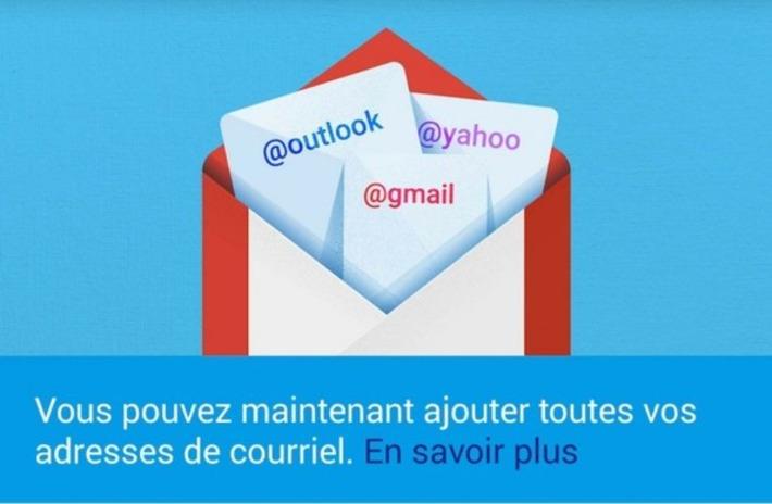 Installez dès maintenant Gmail pour Android 5.0   TIC et TICE mais... en français   Scoop.it