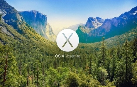 OS X 10.10 s'affiche un peu trop tôt | Veille marché - Achats IT | Scoop.it