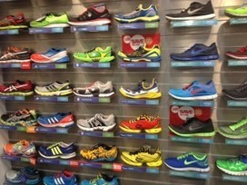 Sole Man: 13 Things You Didn't Know About Running Shoes | Marathon Running Tips | Scoop.it
