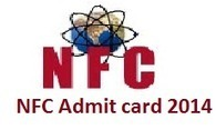Download Nuclear Fuel Complex Admit Card 2014 Hall Ticket | Careerit | Scoop.it