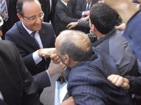 Un président ne devrait pas faire ça… #Algérie #Hollande #Bouteflika #France #PrésidentDuMedef #PS | Infos en français | Scoop.it
